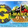 1er G-marché à Aubenas